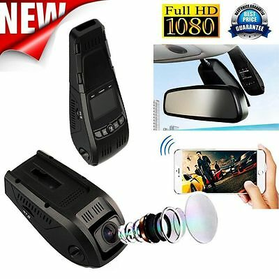 Pruveeo F5 Car Dash Cam, Dash Cameras For Cars With Night Vision and wifi