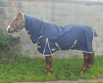 100g combo horse rug 6.6 only used for photos