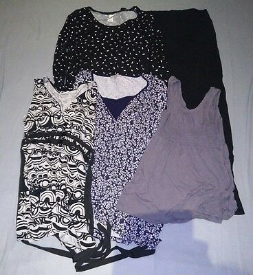 Maternity pregnancy size 18 bulk lot bundle clothing (5 items) - bargain! #L