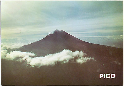 Ponta do Pico-highest mountain in the Azores(Acores) and also in all Portugal