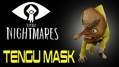 TENGU MASK DLC for Little Nightmares on PC STEAM add on content