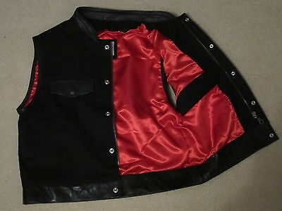 Hells Angels Support Gear, Big Red Machine London, 666