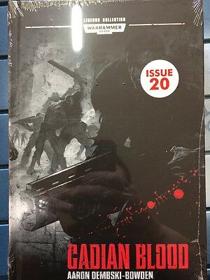 Warhammer 40k 40,000 Legends Collection Issue 20 Cadian Blood Black Library
