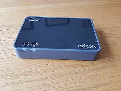 OTICON ConnectLine TV 2.0 Adapter for Wireless Hearing Instrument Aid