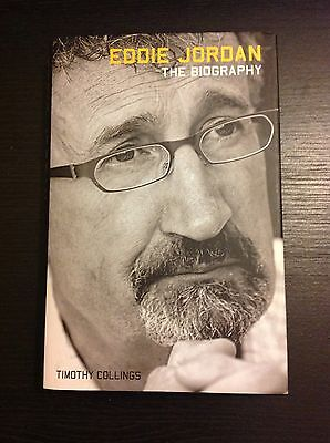 Eddie Jordan The Biography Hardback Formula 1 Motor Racing
