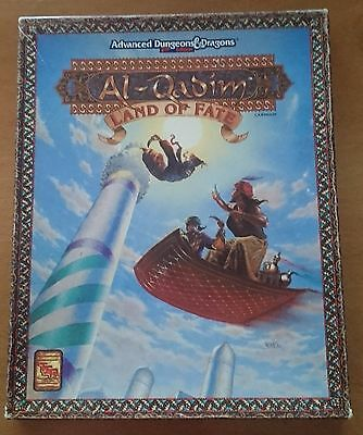 ADVANCED DUNGEONS & DRAGONS 2nd ed Al~Qadim Land Of Fate #1077 D&D, AD&D, 3.5ed