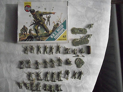 Airfix - OO scale - WW2 British Paratroops - figure set