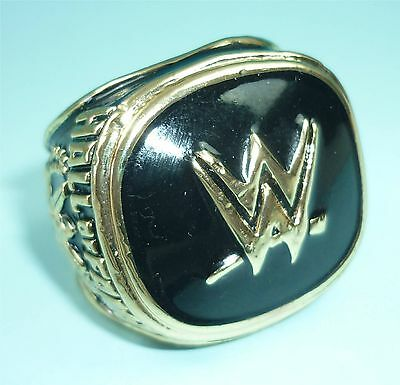 REPLICA WWE Wrestling HALL OF FAME 2015 RING *Adult Size* METALL wwf tna wcw nwo