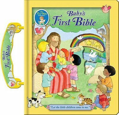 Baby's First Bible The First Bible Collection Board book