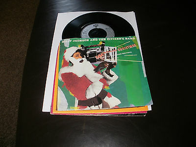 Billy Jackson & The Citizen's  Band / Have A Happy Christmas / 7In  Record Vinyl