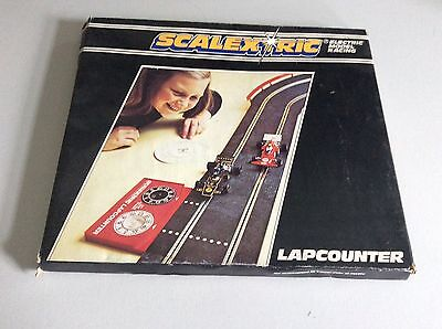 Scalextric Classic C272 Lap Counter Boxed Good Condition