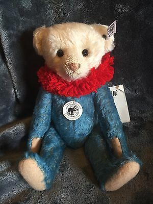 limited edition steiff 1913 Replica Dolly Circus Bear