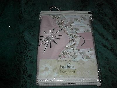 Jessica Mcclintock Baby Diaper Stacker-New-Fairy Dust