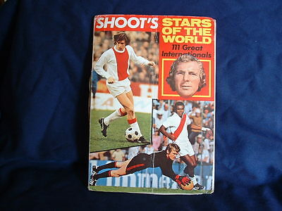 The Stars of the World Shoot/Goal Compilations Magazines 1972