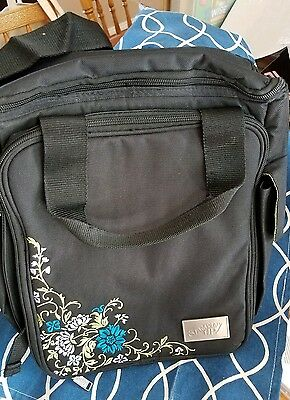 NEW Stampin' Up! Blossom Catalog Bag - beautiful logo tote bag
