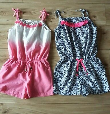 girls age 9 yrs  shorts-playsuit  by NEXT