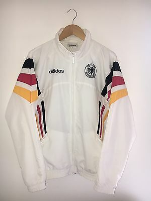 Adidas Germany 1995 Tracksuit Zip Up Top