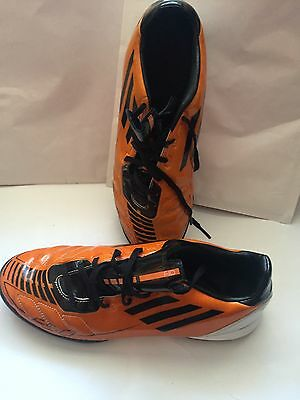 ADIDAS FOOTBALL TRAINERS   Size 8
