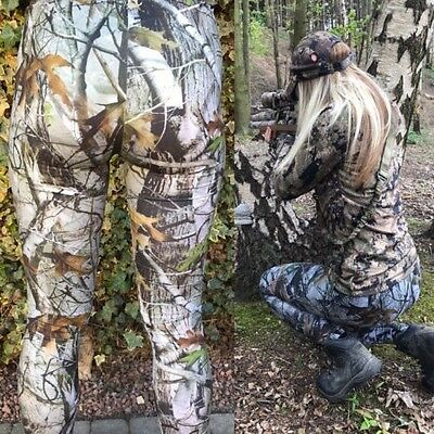 Clay Pigeon Shooting Realtree Pattern Camo Leggings Brand New One Size 6-16