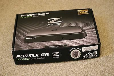 Formuler Z PRIME Android IPTV UHD 4K box (similar to Dreamlink T1)