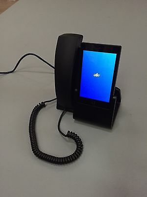 Unifi UVP-PRO Enterprise VoIP/SIP WiFi Phone - Touch Screen Android PoE 5''
