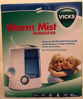Vicks Warm Humidifier
