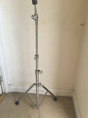 Sonor Double Braced Straight Cymbal Stand Cheap P&P
