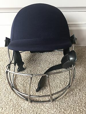GM Mens Cricket Helmet with rear head protection