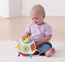 VTECH BABY CRAWL and LEARN BRIGHT LIGHTS BALL 'ACTIVITY and SOUNDS' TOY