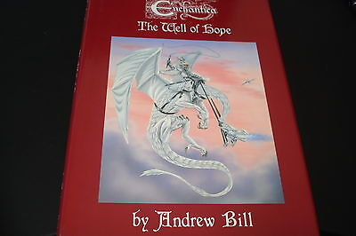 Enchantica -En2051 -  The Well Of Hope By Andrew Bill - Collectable