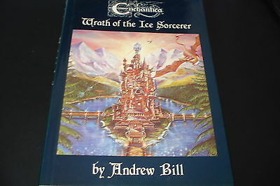 Enchantica -En20524 -  Wrath Of The Ice Sorcerer By Andrew Bill - Collectable