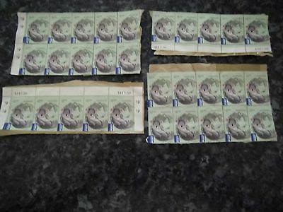 Collection LOT Australian International stamps unfranked mint  $70.00  Lot 1