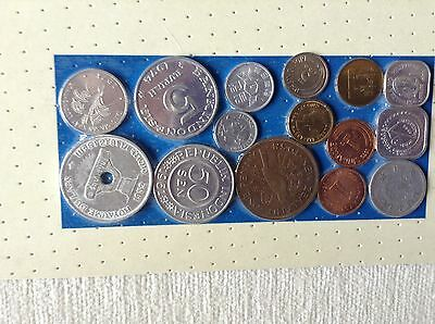 15 coins from the Far East