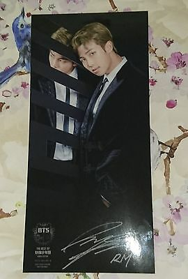 bts bangtang boys official photo card,from The best of bts Korean album