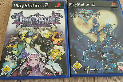 2x PS 2 Playstation 2 Spiele