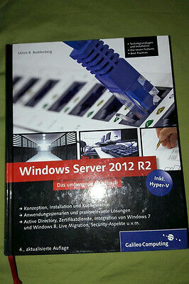 Windows Server 2012 R2 Buch