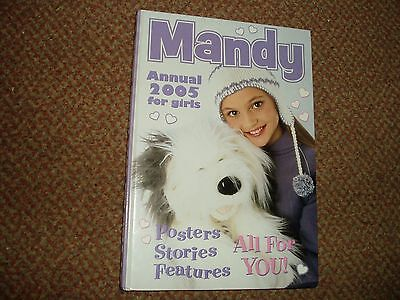 Mandy Annual 2005 Looking Good