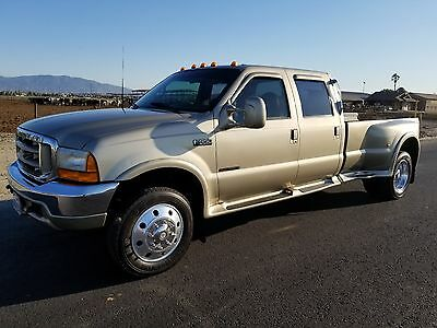 2000 Ford F-550 CLASSY CHASSIS 2000 F550 XLT CLASSY CHASSIS  7.3L-Powerstroke CrewCab