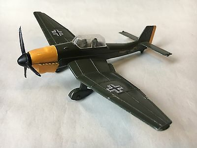 Dinky Toys - Diecast Military Aircraft #721 Junkers JU-87B - Battle of Britain