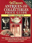 Warmans Antiques & Collectibles Price Guide: The