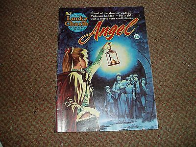 Lucky Charm Picture Story Book No 7 Angel