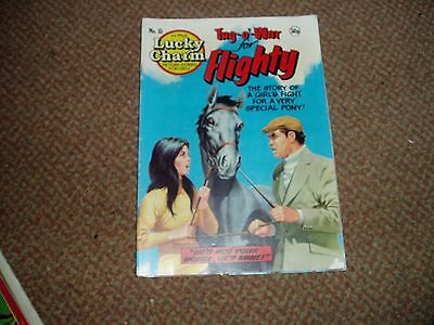 Lucky Charm Picture Story Book No 15 Tug-O-War For Flighty