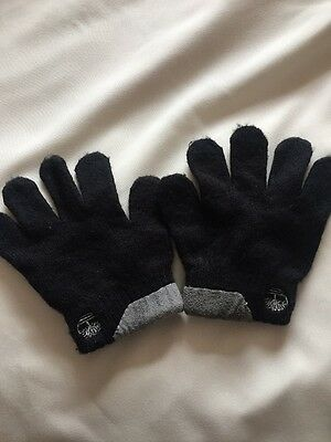 Age 2-5 Timberland Black Gloves