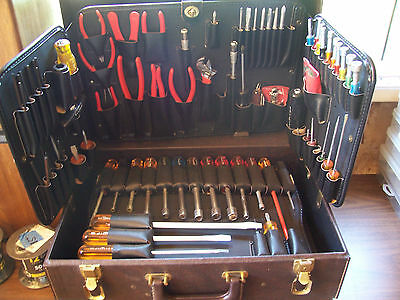 Vintage Xcelite TC-100 Tool Set. Electronics. Electric