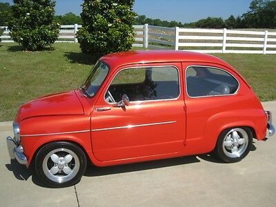 1960 Fiat Other 600 1960 Fiat 600     NICE CAR