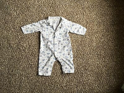 next baby boy all in one size 0-3 months