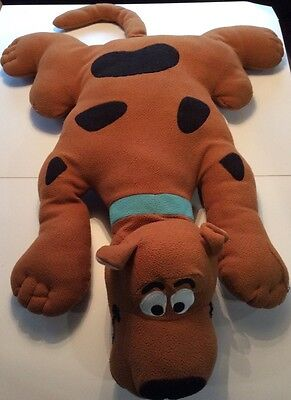 "Scooby Doo Floppy Pillow Pet Plush Stuffed Animal 30"" Large"