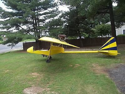 Ultralight 1 Person Airplane / 28 Foot enclosed Trailer