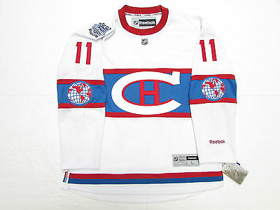 Gallagher Montreal Canadiens 2016 Nhl Winter Classic Reebok Jersey With Patch