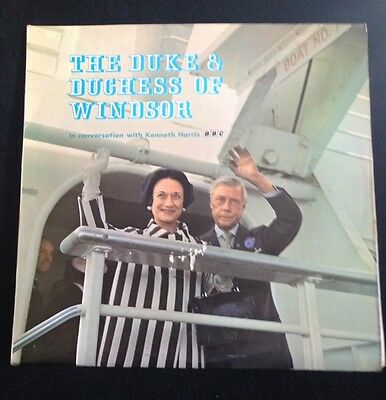 The Duke & Duchess Of Windsor In Conversation BBC LP